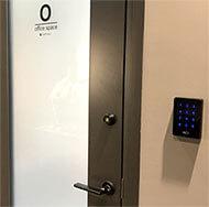 建物入口(電気錠)